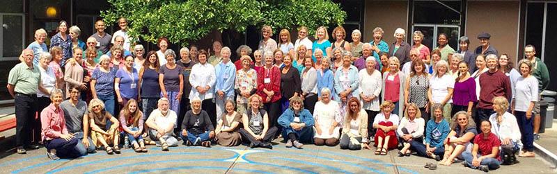 String Camp, August 2017, Angela Center, Santa Rosa CA