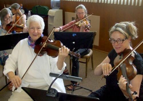 violins | Navarro River Music